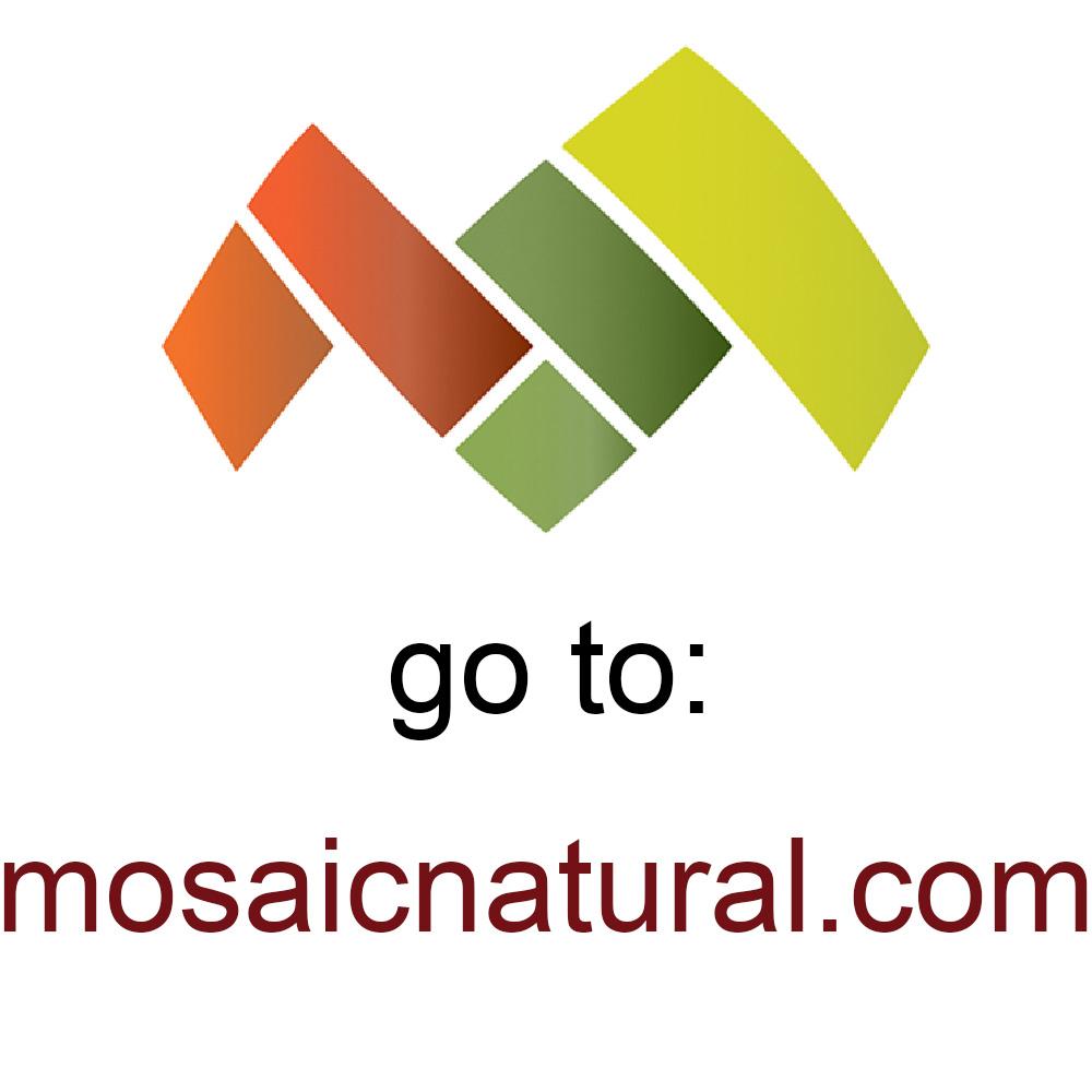 Decorative Stone Art : An marble mosaic deer decorative stone art tile